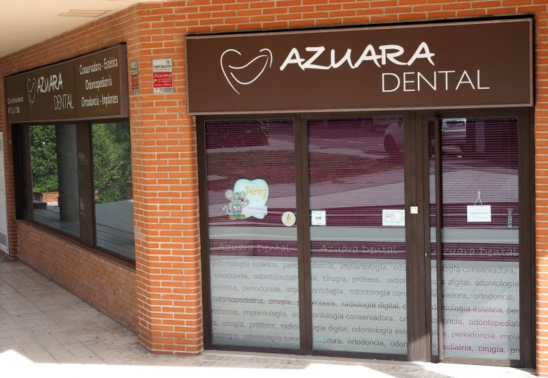 Clínica dental Barrio de Hortaleza (Madrid)